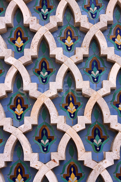 Moroccan pattern Stock photo © boggy