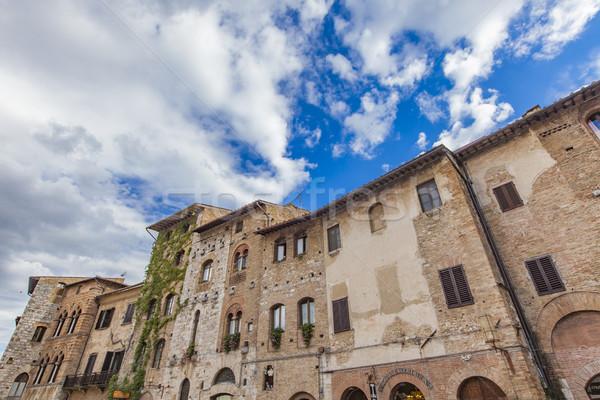 San Gimignano Stock photo © boggy