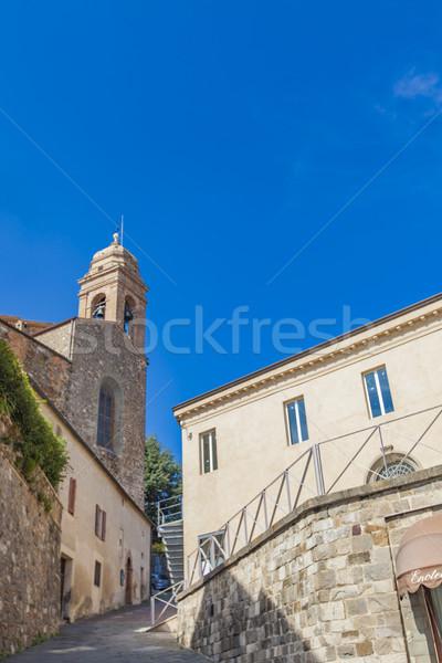 Montalcino, Italy Stock photo © boggy