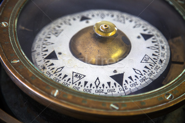 Compass Stock photo © boggy