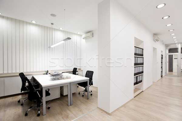 Modern office Stock photo © boggy