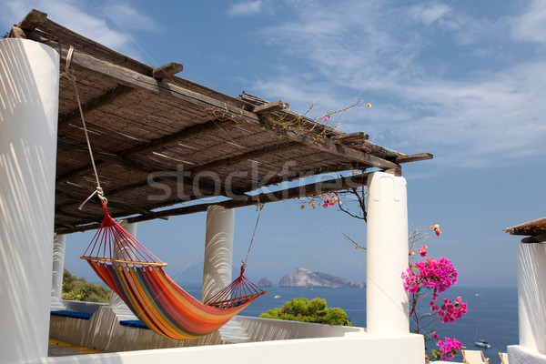 Panarea, Sicily Stock photo © boggy