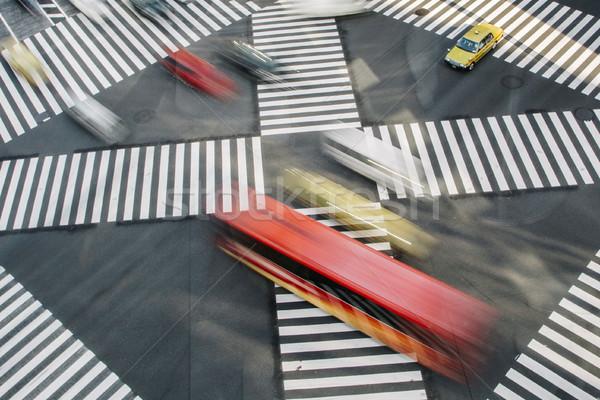 Ginza, Tokyo Stock photo © boggy