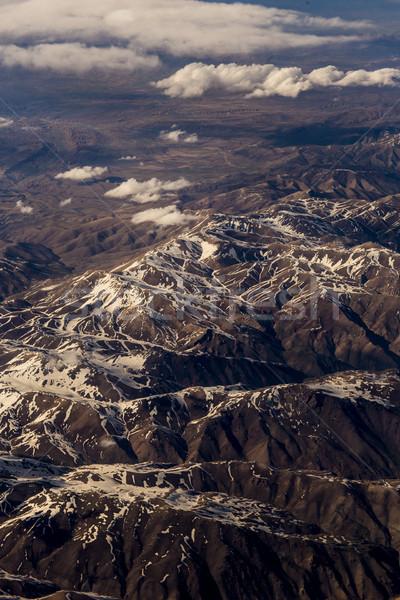 Taurus mountains in Turkey Stock photo © boggy