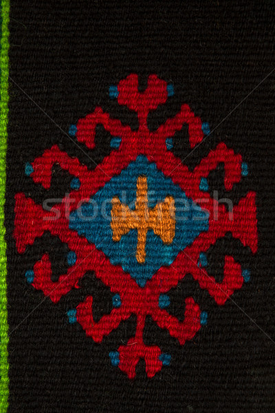 Traditional carpet designs Stock photo © boggy