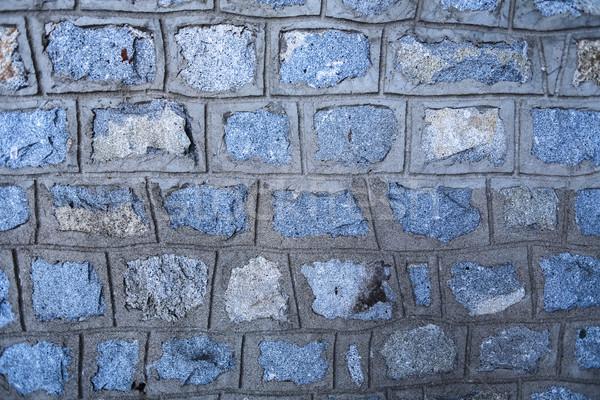 Mur szczegół widoku tekstury streszczenie Zdjęcia stock © boggy