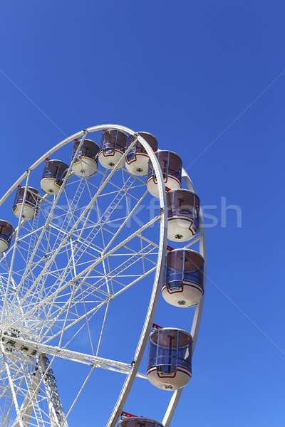 Ferris wheel Stock photo © boggy