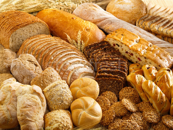 Bakery products Stock photo © bogumil