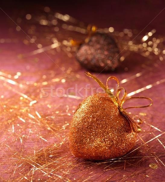 The Christmas Heart Stock photo © bogumil