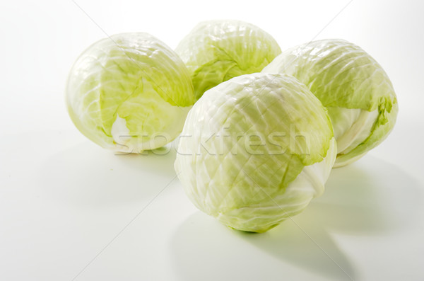 Cabbages Stock photo © bogumil