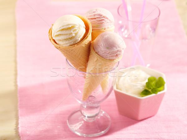 Ice Cream Stock photo © bogumil