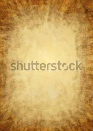 古い フレーム 抽象的な 塗料 背景 ストックフォト © bonathos