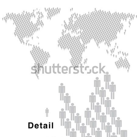 家 世界地図 世界 建物 ホーム ドア ストックフォト © bonathos
