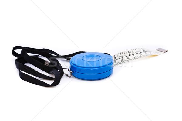 рулетка мера длина объекты белый работу Сток-фото © Borissos