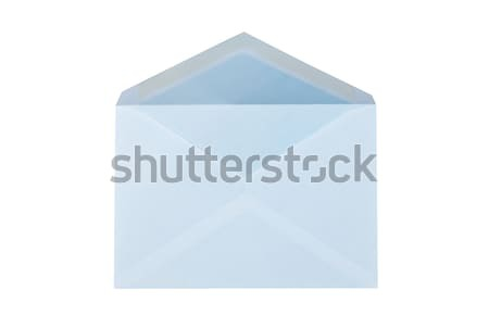 Mailing envelope isolated on white background. Stock photo © borysshevchuk
