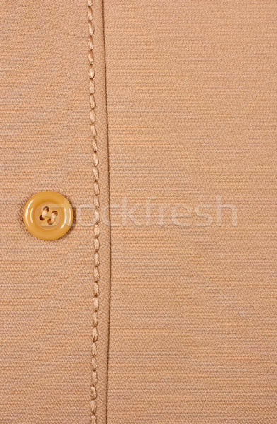 Fabric, button, seam a background for your design. Stock photo © borysshevchuk