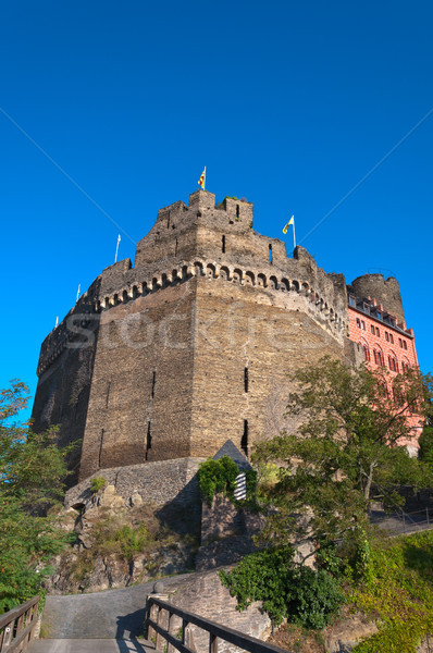 Old German castle. Stock photo © borysshevchuk