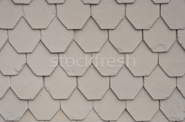 Roof tiles abstract background. Stock photo © borysshevchuk