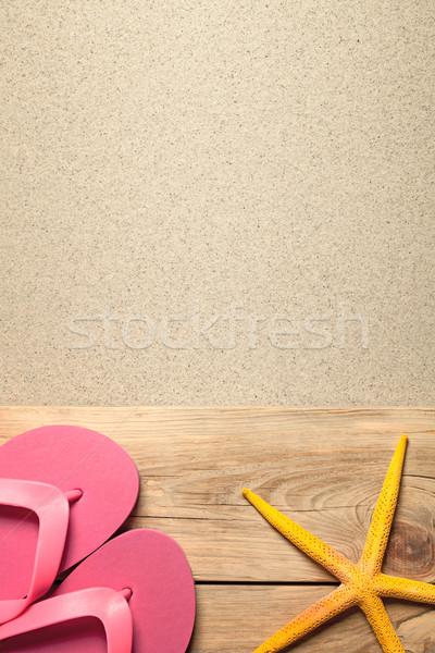 Summer Background Stock photo © Bozena_Fulawka