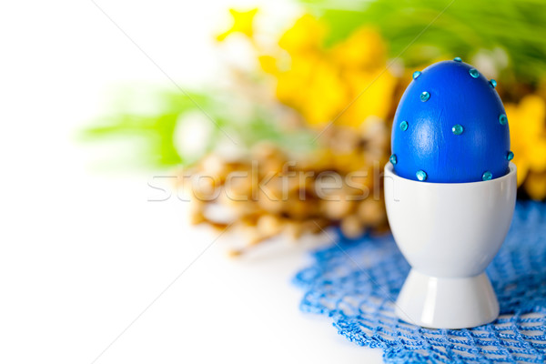 Easter Composition Stock photo © Bozena_Fulawka
