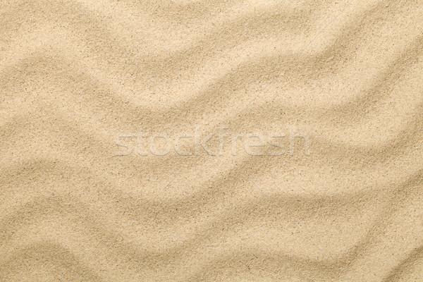 Imagine de stoc: Nisipos · nisip · plajă · textură · vară · spatiu · copie