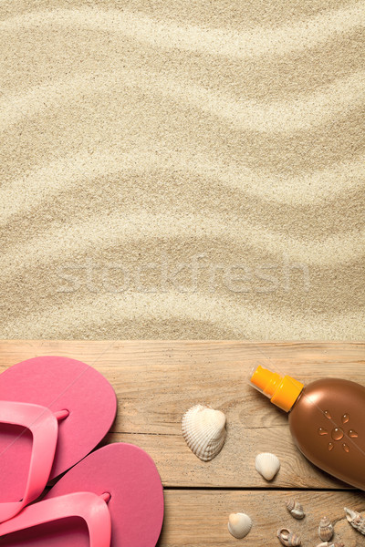 Summer Concept Stock photo © Bozena_Fulawka