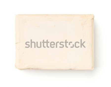 Yeast Isolated on White Background Stock photo © Bozena_Fulawka
