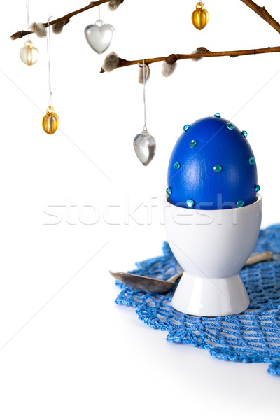 Easter Egg Stock photo © Bozena_Fulawka