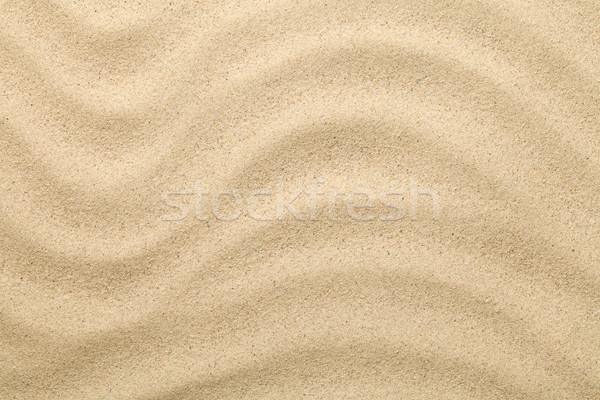Sandy Background. Sand Beach Texture for Summer Stock photo © Bozena_Fulawka