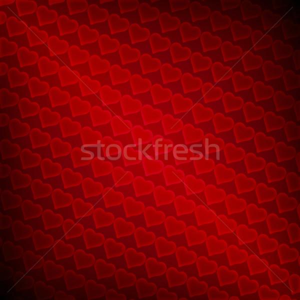 Valentine background Stock photo © Bozena_Fulawka