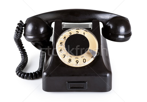 Old Telephone Stock photo © Bozena_Fulawka