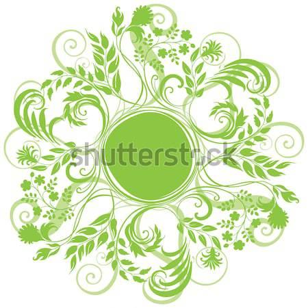 草 実例 春 背景 緑 ストックフォト © brahmapootra