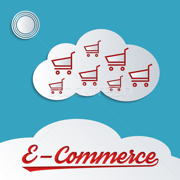 E-Commerce Stock photo © Bratovanov