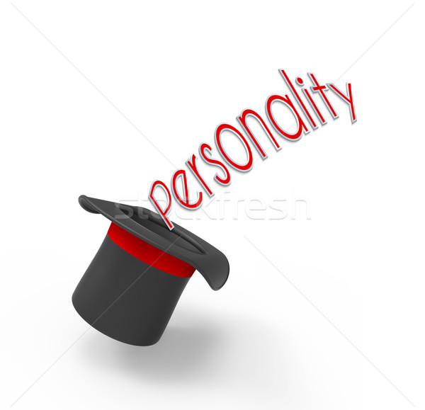 Personality Stock photo © Bratovanov