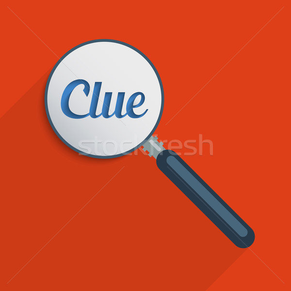 Finding clues Stock photo © Bratovanov