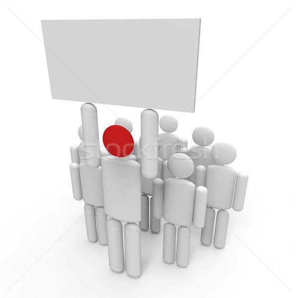 Leadership IV Stock photo © Bratovanov