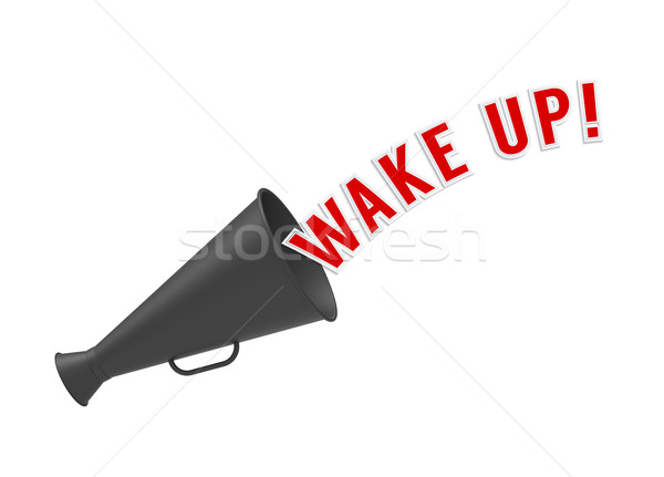 Wake Up Stock photo © Bratovanov