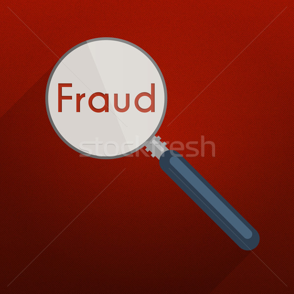 Fraud Stock photo © Bratovanov