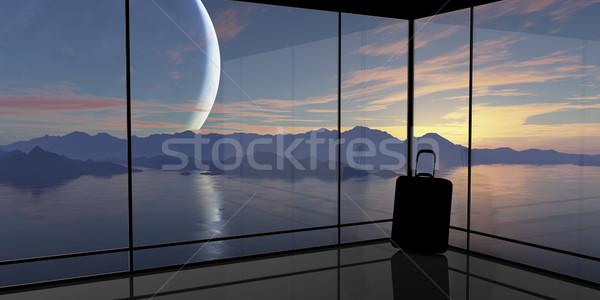 Airport Stock photo © Bratovanov
