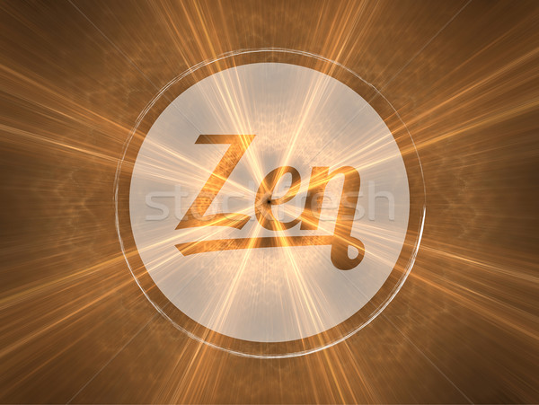 Zen Stock photo © Bratovanov