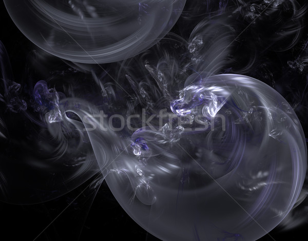 Smoke Stock photo © Bratovanov