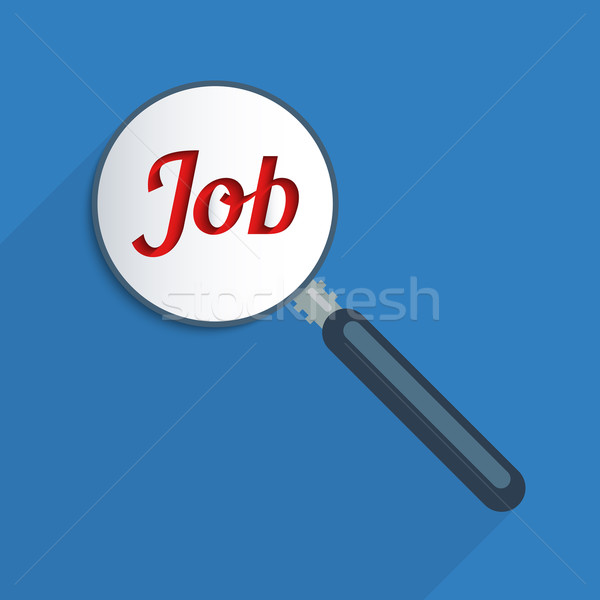 Job searching Stock photo © Bratovanov