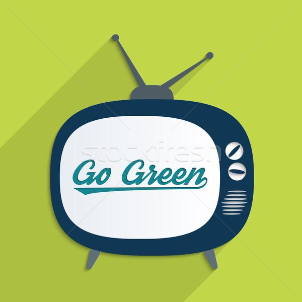 Go Green Stock photo © Bratovanov