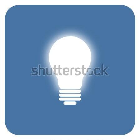 Electric light bulb Stock photo © Bratovanov