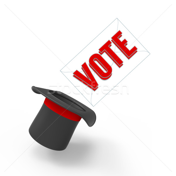 Vote Stock photo © Bratovanov