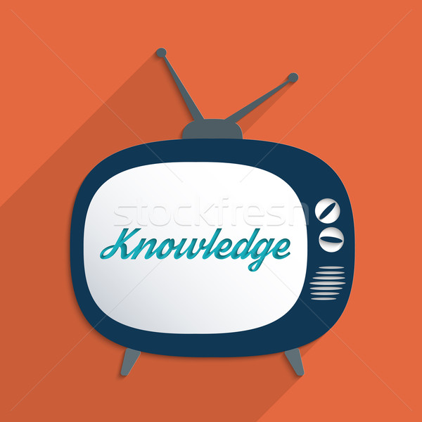 Knowledge sharing Stock photo © Bratovanov
