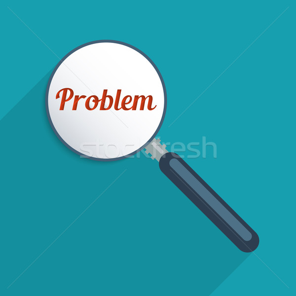 Problem solving Stock photo © Bratovanov