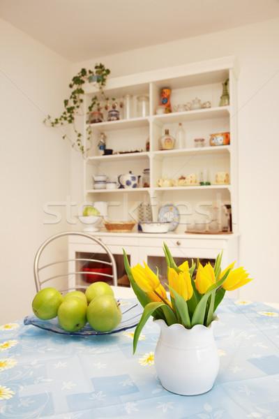 Dining room Stock photo © brebca
