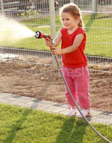 Watering Stock photo © brebca