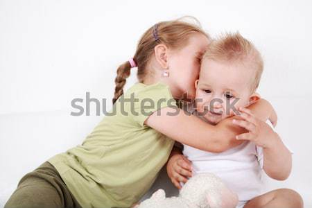 I love you Stock photo © brebca
